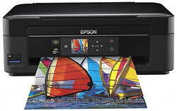 МФУ Epson Expression  XP-306 WI-FI с СНПЧ   drthumbonly