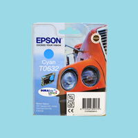 EPSON Stylus C91/CX4300 (Yellow) (C13T09244A10)  drthumbonly