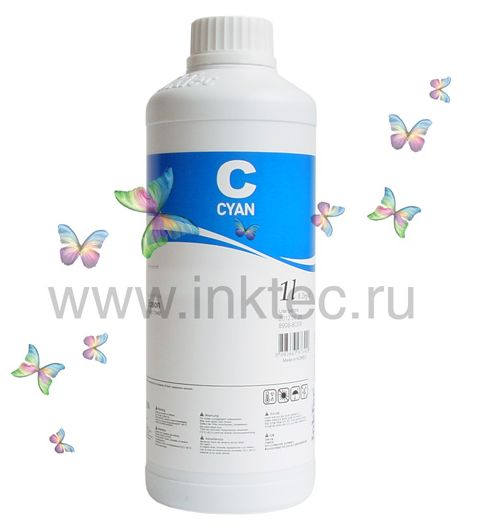 Для HP. Чернила InkTec H0004 Yellow 1000 г  drthumbonly