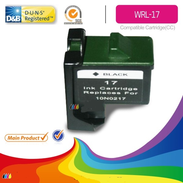 Ink Cart. LEXMARK Z815/X5250 Black (18CX032E) (№32, +15)  drthumbonly