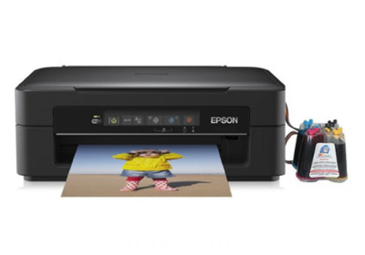 МФУ Epson Expression Home XP-225 NEW с СНПЧ  drthumbonly