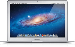 Ноутбук Apple MacBook Air (MC965RS/A)  drthumbonly