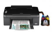 Ink Cart. LEXMARK Z1420/X3550 Color (18C1524E) (№24)  drthumbonly